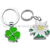 China Spin Casting Zinc Alloy Key Chain on sale