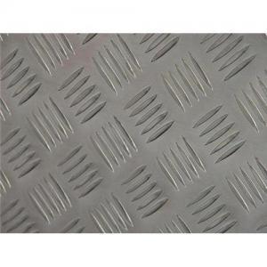 Quality Aluminium checked plate wholesale