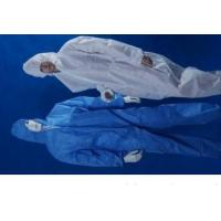 Quality SBPP Disposable Coverall/Overall,PE coated wholesale