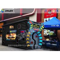 Quality Cabin House 5D Movie Theater System Special Effect Motion Rides 5d Home Theater wholesale