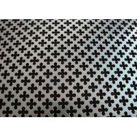 Quality 4mm Thickness Perforated Metal Mesh 40% Filter Rating Acid - Resisting wholesale