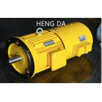 Quality Double Speed Low Voltage Squirrel Cage Three Phase Asynchronous Motor , Totally Enclosed wholesale