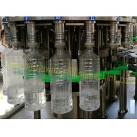 Quality Fully Automatic PET Plastic Mineral Water Plant With Liquid Level Control wholesale