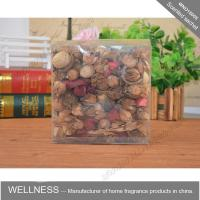 Quality Multi Colored Potpourri Drawer Sachets , Room Freshener Scented Hanging Sachets wholesale