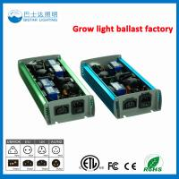 Quality hid electronic plant grow lighting ballast for plant grow wholesale