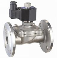 Quality SS Stainless Steel Water Solenoid Valve Normally Open High Safety wholesale