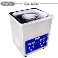 Quality 2 Liter Table Top Ultrasonic Cleaner / Dental Ultrasonic Bath Digital Timer And Heater wholesale