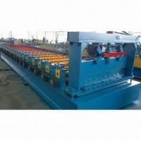 Quality Wall Cladding Sheet Roll Forming Machine with 50Hz Frequency and ASM13072 Standard wholesale