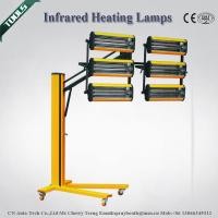 China Quartz Infrared Curing Lamp , Automatic Overload Protection Powder Coat Curing Lamp AT-60W on sale