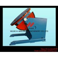 Quality Automatic Pipe Welding Turning Table With T-Slots for Clamping Work-Piece 300KG wholesale