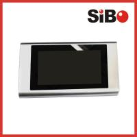 Quality Wall Surface Mount 7 Inch No Buttons Android Touch Panel POE wholesale