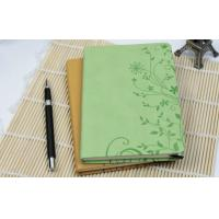 Quality Leather Cover Agenda with Back Pocket wholesale