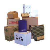 Quality Black Printed Cardboard Boxes , Recycled Gift Boxes Foil Stamping Finish wholesale