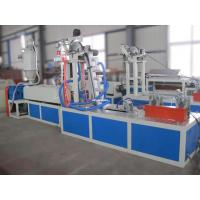 Quality Plastic Drip Irrigation Pipe Making Machine With Double Extruders For Plant , Tea Garden SJ65/33 wholesale