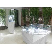 Cheap Wooden Glass Jewelry Showroom Display Cabinets Bizarre Style Design for sale