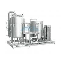Quality Factory Price for Beer Equipment Brewhouse wholesale