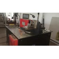 Cheap Busduct Production Machine , PLC Control 3 In 1 Busbar Processing Machine for sale