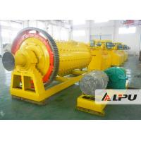 Quality Model 1200×3000 Mineral Processing Ball Mill Mining Ball Grinding Machine wholesale