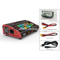 Buy cheap The new arrival HT206AC/DC DUO 400W LiIo/LiPo/LiFe/NiMH/NiCD Battery Multi Balance Charger/Discharger product