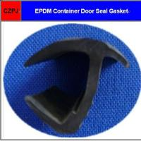 China EPDM container door seal gasket on sale