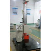 Buy cheap Hammer Impact Drop Test Equipment , Electric Reset Mechanical Shock Test Machine from wholesalers