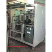 Quality High Vacuum Transformer Oil Purification Systems/ Transformer oil Treatment plant wholesale
