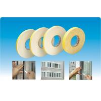 Quality Door Window Sealing Self-Adhesive Tapes Single Sided Foam Tapes White wholesale