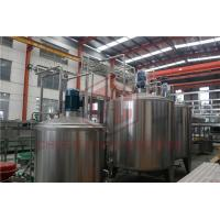 Quality Aseptic Fruit Juice Processing Equipment Glass Bottle Honey Filling And Capping wholesale