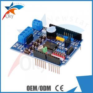China L298P Motor Driver Module Drive Shield Board Microcontroller DC Motor Controller on sale