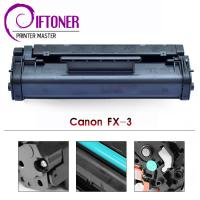 Quality Compatible Canon FX3 (FX-3) Black Laser Toner Cartridge wholesale