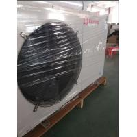 Quality Meeting Indoor Air To Water Heat Pump 12KW White Shell House Heating Hot Water wholesale