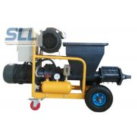 China Multi Function Cement Spray Plaster Machine For Building Internal / External Wall on sale