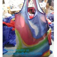 Quality Wholesale Cheap price small fashion colourful customized logo waterproof polyester nylon drawstring Backpack bag,Sport wholesale