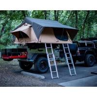 China Oxford Automatic Roof Top Tent , Cascadia Pop Up Tent For Roof Rack on sale