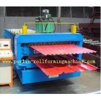 Quality Automatic Color Steel Cold Roll Forming Machine Sheet Metal Rolling Former for South Africa Customer wholesale