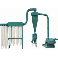 Quality Electric Wood Splitter Recycling Sawdust Crushing Machine For Mushroom 1800kg wholesale