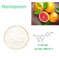 Quality Water - Soluble Naringenin Supplements CAS 480 41 1 Powdered Grapefruit Extract wholesale
