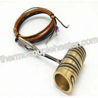 China Hot Runner Electric Brass Pipe Type Of Heating Coil Element For Hot Runner System on sale