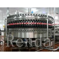 Quality PET Bottle Carbonated Drink Filling Machine With CO2 Mixing System Sprite Coca-Cola wholesale