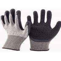 China Non Slip Level 5 Cut Resistant Gloves , Anti Cut Gloves Customized Color on sale