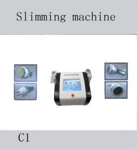 China 50KHZ Ultrasound Cavitation+Vacuum+RF BCD-C1 on sale
