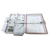 Quality Fiber Optical Cable Distribution Box 12 Core For Splitter Installation wholesale