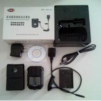 Cheap 1080P Body Worn Police DVR Camera IP56 Waterproof Law Enforcement Audio Video for sale