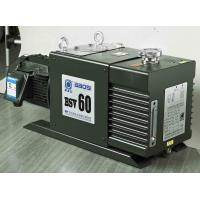 BSV60 60 m3/h 2 Stage Oil Sealed Rotary Vane Pumps , Vacuum Pump For Refrigeration System