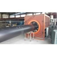 Buy cheap hdpe pe heat insulation pipe production machine extrusion line production for from wholesalers