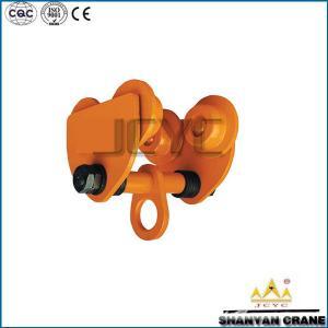 Quality Trolley,Hand Push Trolley, Chain Block Trolley, Lever Block Trolley, Chain Hoist Trolley wholesale