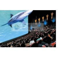 Quality High definition 4D cinema system with 7.1 / 5.1 audio system , movie theater equipment wholesale