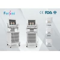 China hifu for wrinkle removal system non surgical face lift machine for sale on sale