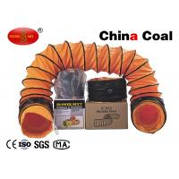 Quality Insulated Air Duct PVC Ducting Ventilation Fans Water - Proof wholesale