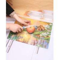 China tempered glass chopping board on sale